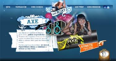 axeboat