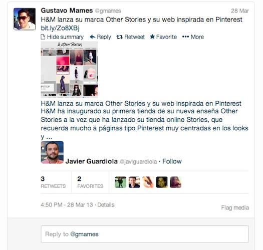 La imagen y el primer párrafo de un post protagonistas en el marketing digital