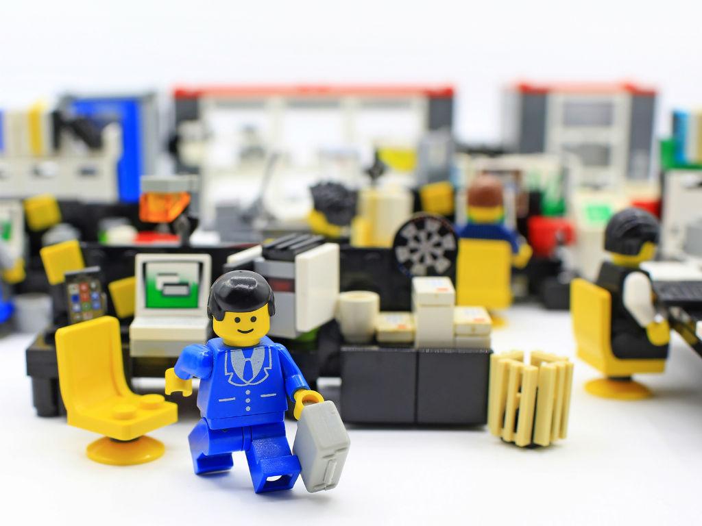 Análisis de la Estrategia de Lego