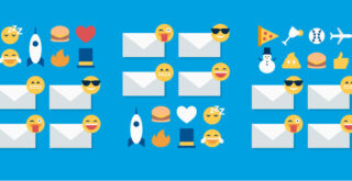 Insertar emoticono email